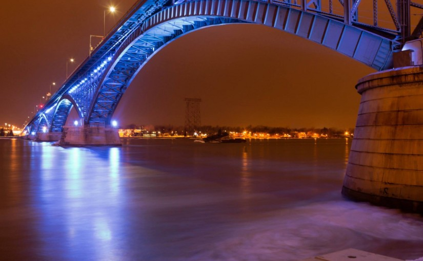 Peace Bridge Buffalo