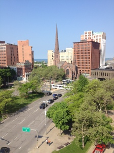 Downtown Buffalo