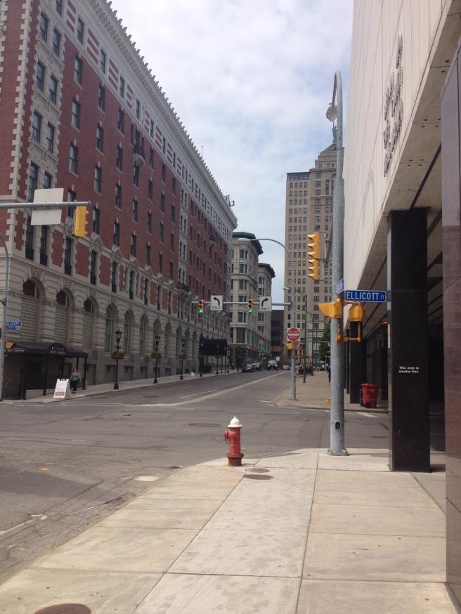Downtown Buffalo