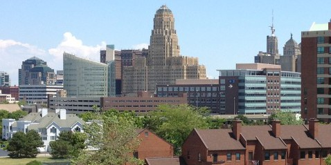 Buffalo is America's best designed city