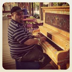 Pianos in Public Buffalo